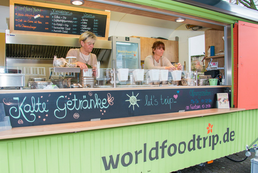 World Food Trip endlich auch in St. Ingbert